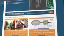 At MakerZone, students share the creation process of projects accelerated by MATLAB and Simulink .