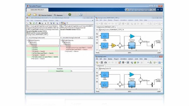 Get an overview of team collaboration with Simulink Projects.