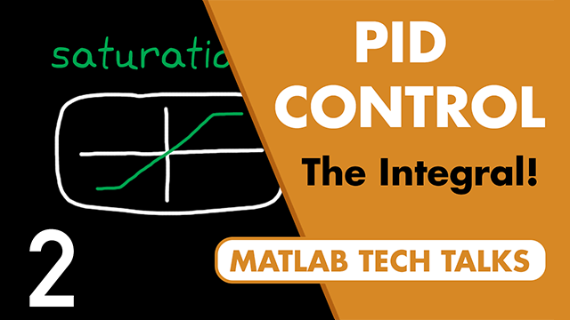 An ideal PID controller can fail when implemented on a real, nonlinear system. This video expands beyond a simple integral and outlines a few changes that protect your system against saturation, one of the most common nonlinear problems.