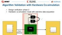 In this webinar learn how Simulink and HDL Coder can be used in conjunction with Xilinx System Generator for DSP to provide a single platform for combined simulation, code generation, and synthesis, allowing you to select the appropriate technology t